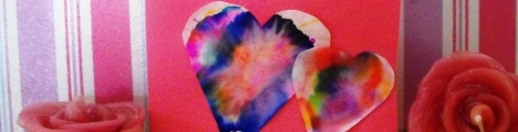 Coffee Filter Paper Hearts