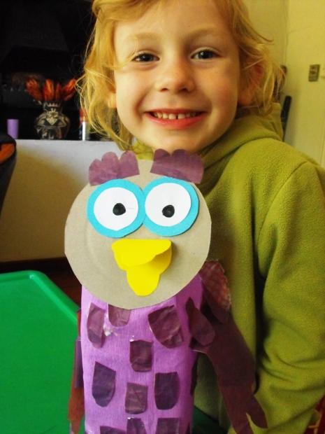 Crafty Owl