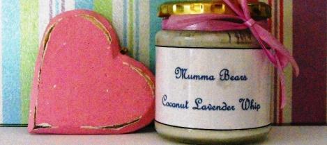 Coconut Lavender Whip