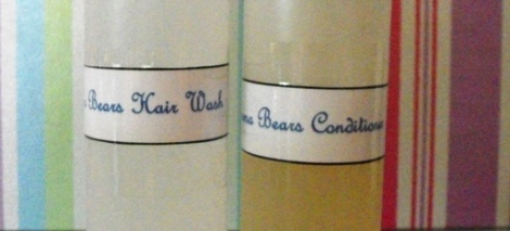 Hair Wash and Conditioner